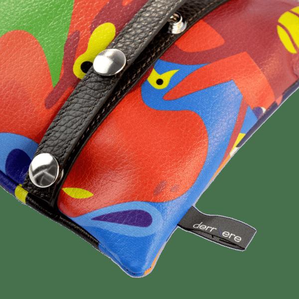 leather string-belt-bag-multicolor-graffiti-detail-back
