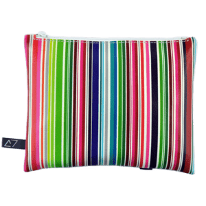 Belt-bag-pochette-multicolor-stripes-vertical