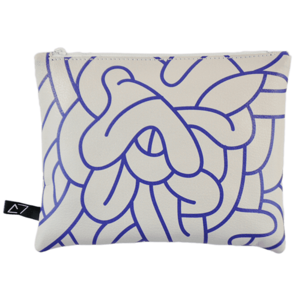 Belt-bag-pochette-pattern-graphic-grey-blue