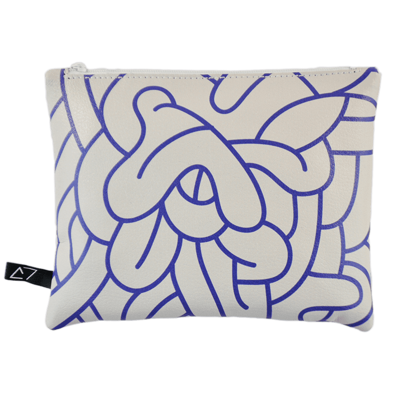 Belt-bag-pochette-pattern-graphic-grey-blue