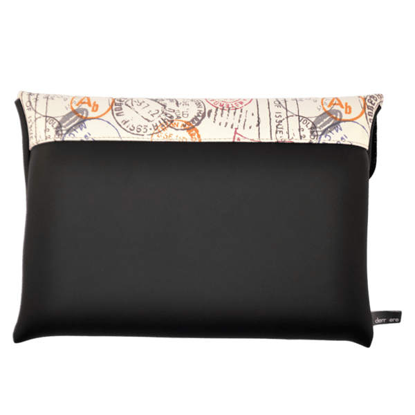 clutch-bag-ipad-case-9.7-neoprene-graphic-worldwide-postmark-back