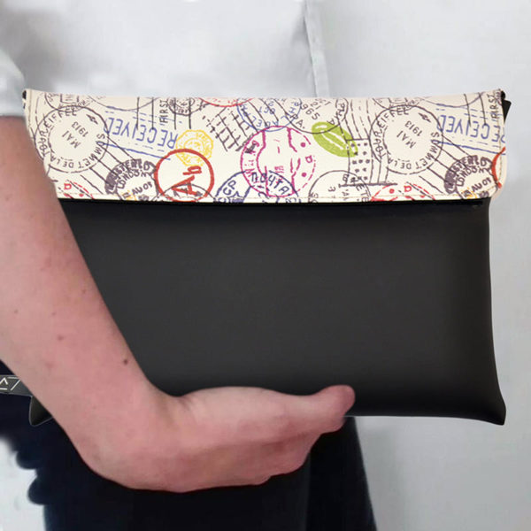 outfit-ideas-clutch-bag-ipad-case-9.7-neoprene-graphic-worldwide-postmark