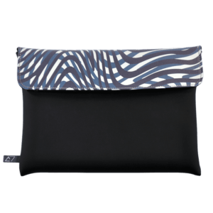 clutch-bag-ipad-case-9.7-neoprene-graphic-curves-front