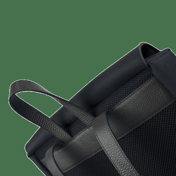 back-detail-laptop-backpack-leather-neoprene