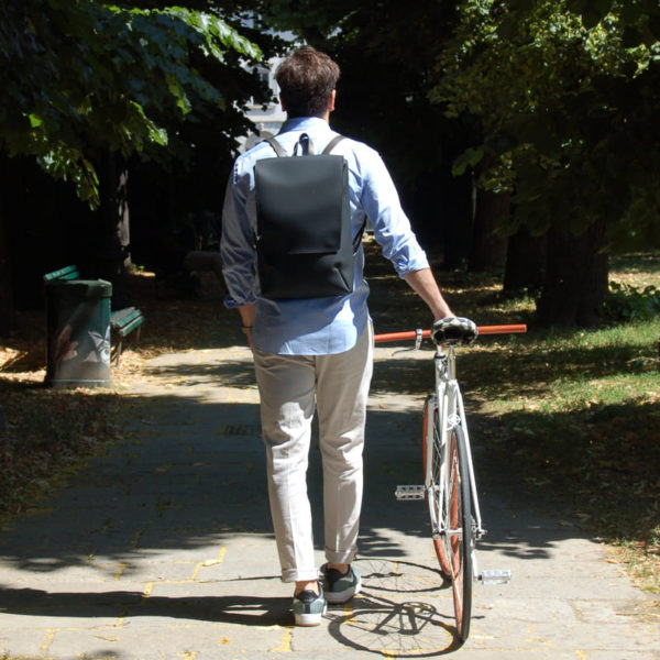 15.6″*Laptop-Backpack-retro-cycling-urban-style
