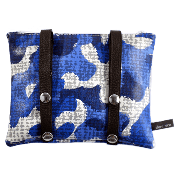 belt-bag-leather strings-blue-camuflage-camu-black-detail