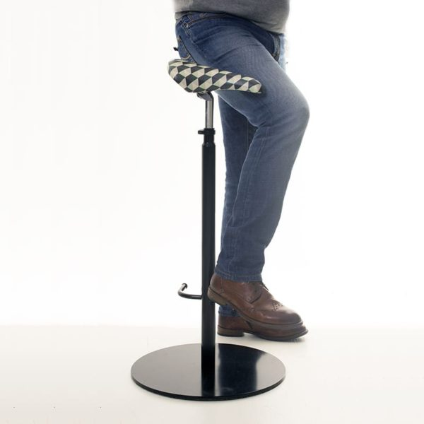 bike-bar-stool-black-frame-interior