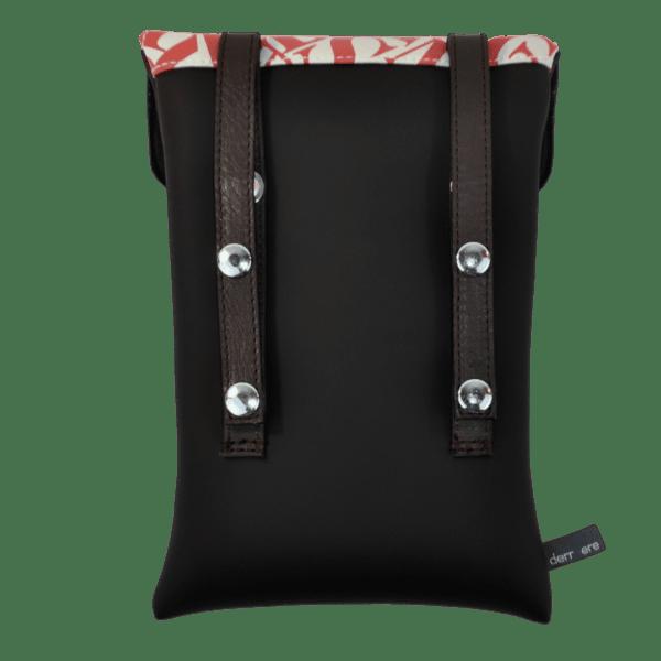 shoulder-bag-neoprene- graphic-letters-red-back