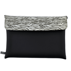 clutch-bag-ipad-case-9.7-neoprene-graphic-animalier-zevre-front