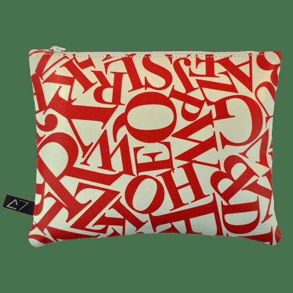 Belt-bag-pochette-letters-red-front