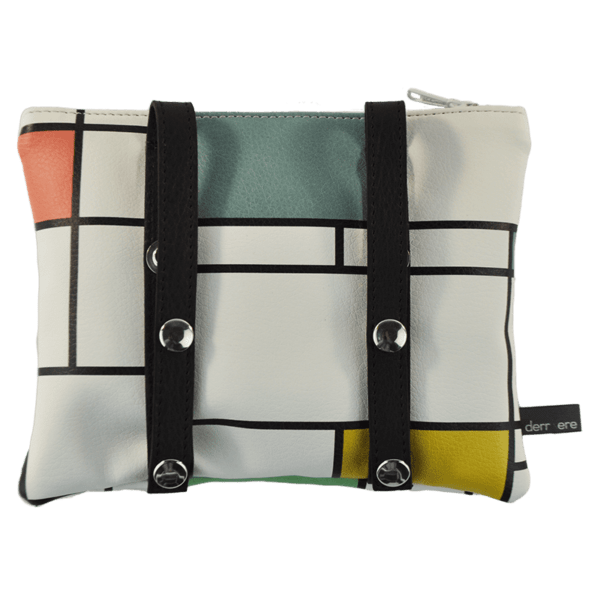back-belt-bag-leather strings-piet-mondrian