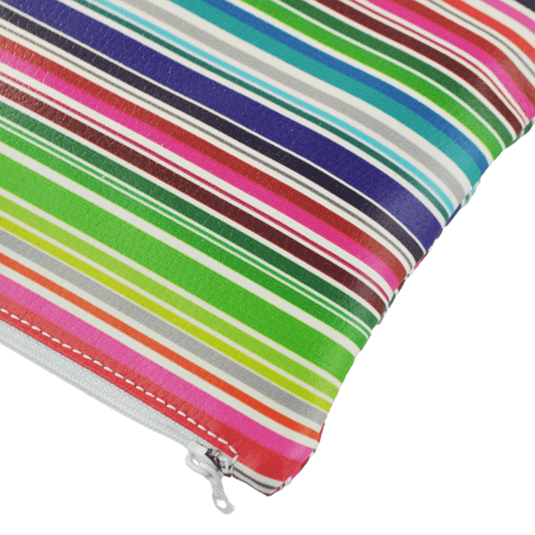 zipped-closure-belt-bag-multicolor-horizontal-stripes-detail