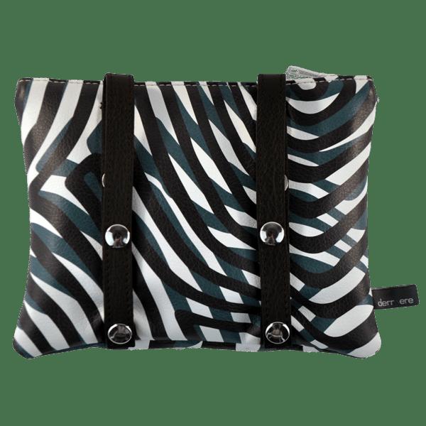 belt-bag-leather strings-water-curves-stripes-back