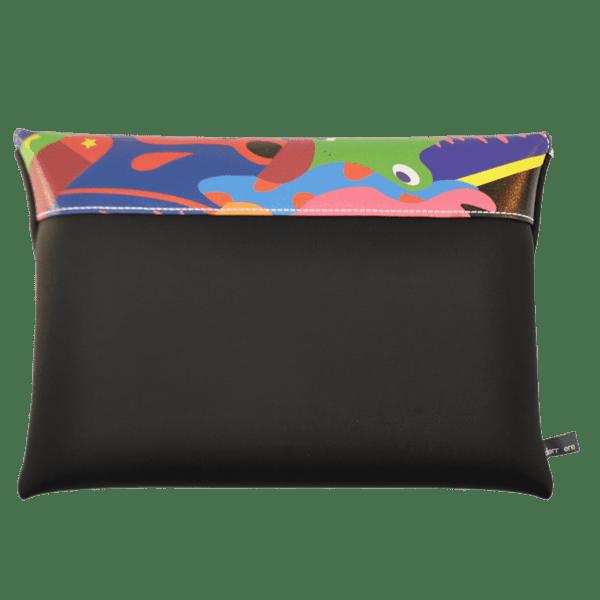 clutch-bag-ipad-case-9.7-neoprene-graphic-mutlicolor-graffiti-pattern-back